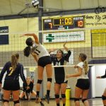 Volleyball Team defeats Berwick