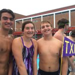 Thibodaux Swimmers Dive Into ALL-District