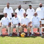 THS Varsity Football Staff