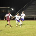 THS Boys Soccer Try-outs