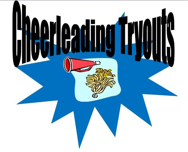 THS Cheerleader Tryout Infomation