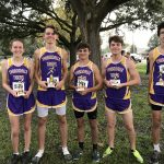 Cross Country District Meet