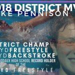 A Record Breaking Night For Freshman Luke Pennison