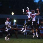 Opelika High School Varsity Football beat Hillcrest High School 34-20