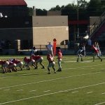 Opelika High School Freshman Football beat Smiths Station Freshman Center 21-20