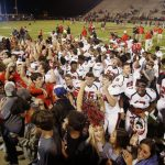 Opelika High School Varsity Football beat Central High School 27-21