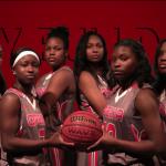 Opelika High School Girls Varsity Basketball beat Auburn High School 49-41