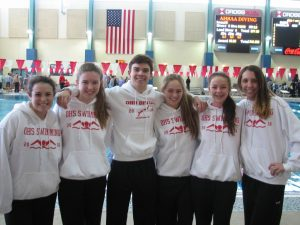 State Swim and Dive