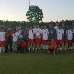 Opelika High School Boys Varsity Soccer beat Hillcrest High School 6-0