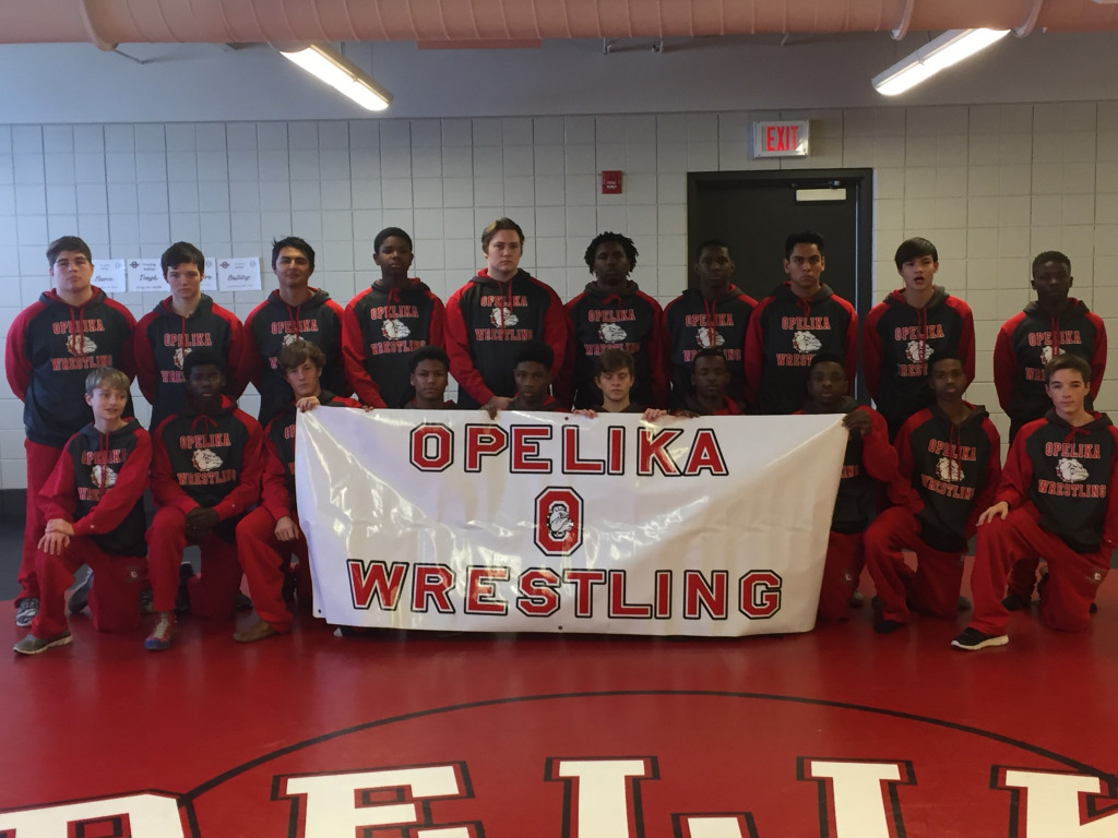 Summer Wrestling Camp at OHS May 29-30, 2018
