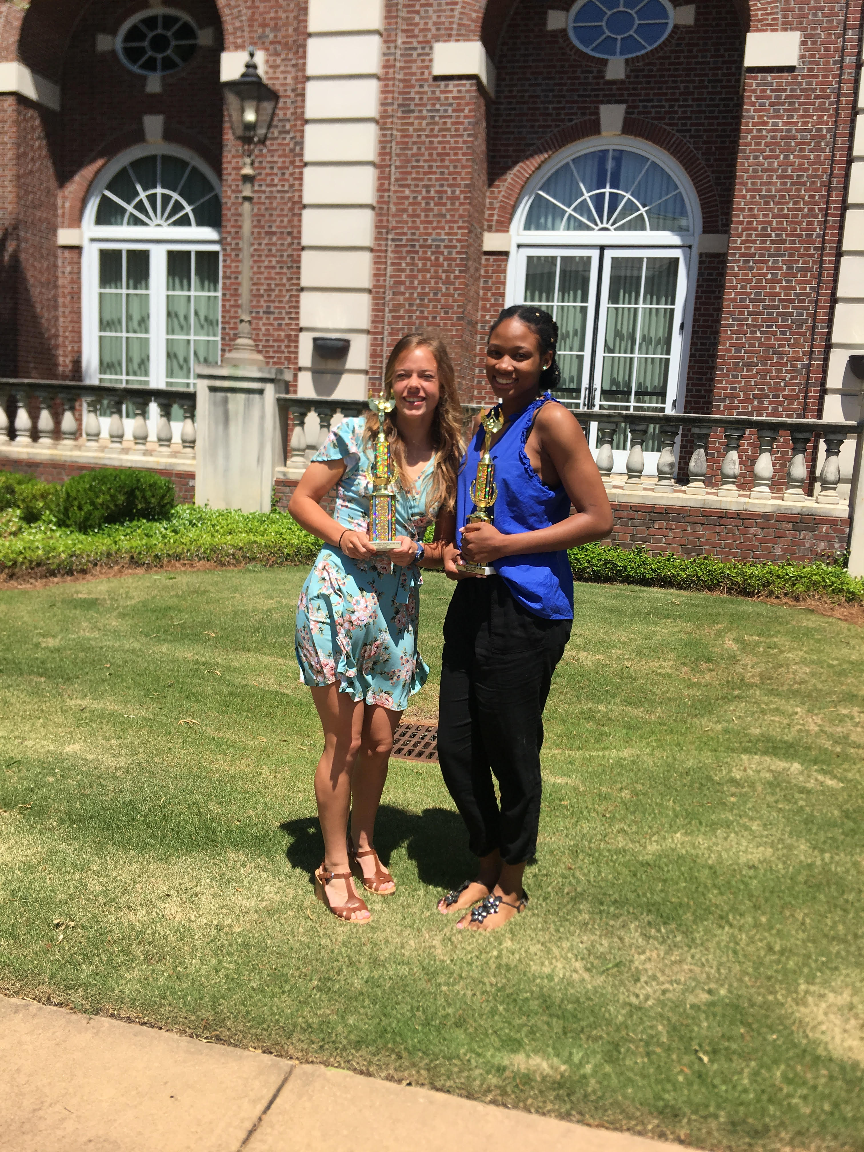 3rd Annual Sportsvision Female Athlete of the Year Recipents