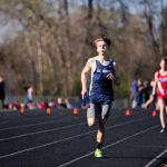 St. Mary's Wins Boys and Girls Track Crowns