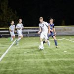 St. Mary's School Boys Varsity Soccer falls to Catlin Gabel High School 2-3
