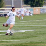 St. Mary's School Girls Varsity Soccer falls to Catlin Gabel 1-2