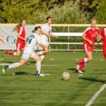 St. Mary's School Girls Varsity Soccer beat Illinois Valley High School 8-0