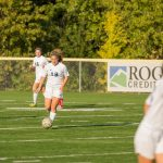 St. Mary's School Girls Varsity Soccer beat Mazama High School 2-0