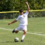 St. Mary's School Boys Varsity Soccer beat Illinois Valley High School 12-1