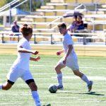 St. Mary's School Boys Varsity Soccer beat Rogue River Senior High School 9-0