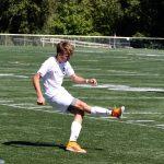 St. Mary's School Boys Varsity Soccer beat Cascade Christian High School 5-1