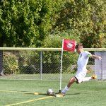 St. Mary's School Boys Varsity Soccer beat Canyonville Christian Academy 6-0