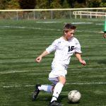 St. Mary's School Boys Varsity Soccer beat Illinois Valley High School 16-0