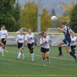 St. Mary's School Girls Varsity Soccer beat Cascade Christian High School 5-1