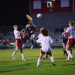 St. Mary's School Girls Varsity Soccer beat Illinois Valley High School 7-0