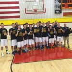 St. Mary's Boys Win 61st Annual Yreka Invitational Basketball Tournment