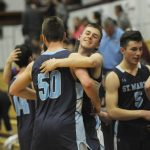St. Mary's Upsets No. 3 ranked Blanchet 44-33, Heading to State Semifinals