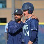 St. Mary's School Varsity Baseball beat Harrisburg High School 7-6