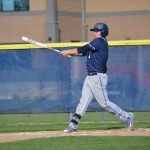 St. Mary's School Varsity Baseball beat Harrisburg High School 7-0