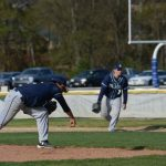 St. Mary's School Varsity Baseball beat Illinois Valley High School 11-1