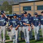 St. Mary's School Varsity Baseball beat Cascade Christian High School 18-0