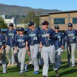 St. Mary's School Varsity Baseball beat Coquille High School 15-5