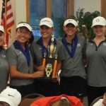St. Mary's Girls and Boys Golf Dominate at Roseburg Invitational