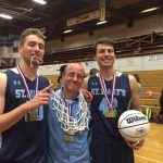 Vinyard, Crennen and Conway Earn Top Honors for St. Mary's in All State Basketball Voting