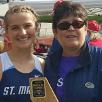 Emma Bennion wins Prefontaine Memorial run