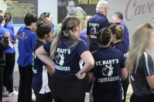 Girls Bowling – @ Grants Pass Caveman Bowl