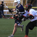St. Mary's Lacrosse Drops Close Home Game 5-4