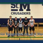 Senior Recognition Basketball Games this Saturday