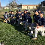 Crusader Baseball sweeps Harrisburg