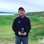 Catching up with Alumni Dylan Wu ('14) who now has 2 Collegiate Tournament wins in Golf
