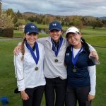 Flock Wins Individual Medalist Title at Cascade Challenge Golf Tournament