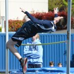 MS Track Shines at District Championships