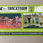 Free TRACKTOWN  Youth All-Comer Meet at St. Mary's, May 7th