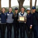 Girl's Golf runs away with title at Regional Tournament