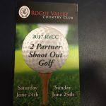 2017 RVCC 2 Partner Shoot out golf benefiting high school golf programs