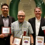 St. Mary's Coaches Recognized at OACA Banquet