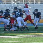 St. Mary's VS Coquille JV Football 9-22-17