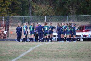 St Marys Girls Varsity Soccer vs Illinois Valley